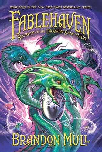 9781416990284: Secrets of the Dragon Sanctuary