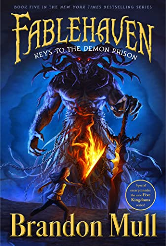 9781416990291: Keys to the Demon Prison (Fablehaven)