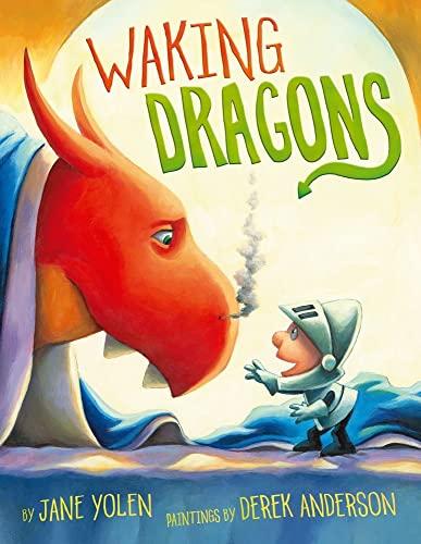 Waking Dragons (9781416990321) by Yolen, Jane