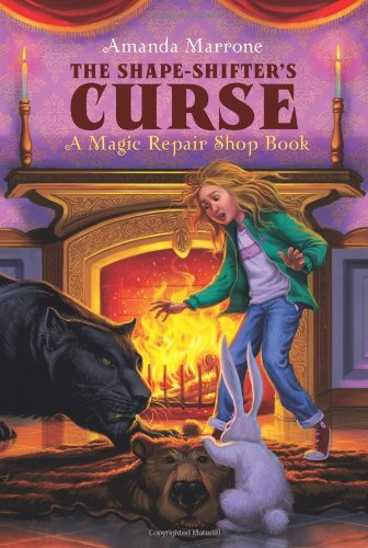 9781416990345: The Shape-Shifter's Curse: A Magic Repair Shop