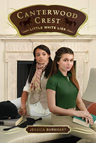 Little White Lies (Canterwood Crest): Burkhart, Jessica