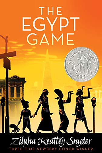 9781416990512: The Egypt Game