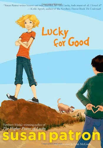 9781416990581: Lucky for Good