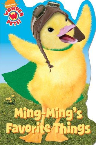 9781416990628: Ming-Ming's Favorite Things (Wonder Pets!)