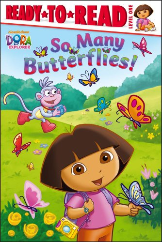 9781416990802: So Many Butterflies! (Dora the Explorer)