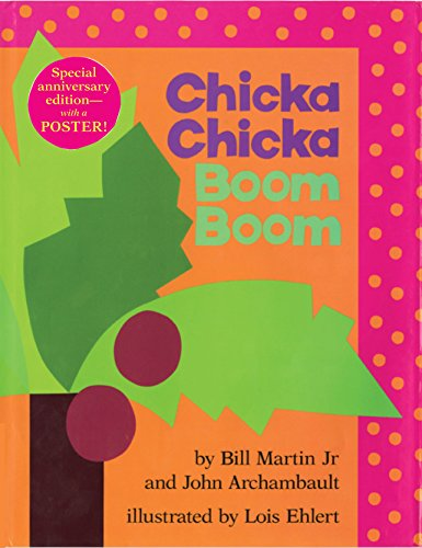 9781416990918: Chicka Chicka Boom Boom: Anniversary Edition (Chicka Chicka Book)