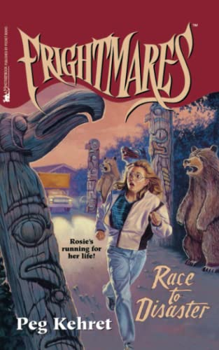 9781416991083: Race to Disaster (Frightmares)