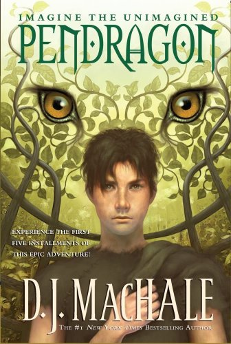 Pendragon (Boxed Set): The Merchant of Death, The Lost City of Faar, The Never War, The Reality Bug...