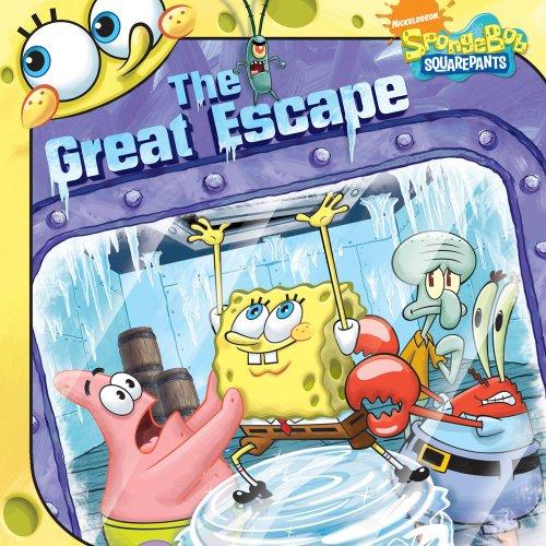 9781416991328: The Great Escape (SpongeBob SquarePants)