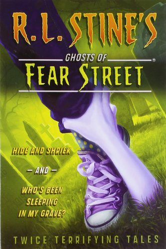 9781416991342: Twice Terrifying Tales: Hide and Shriek and Who's Been Sleeping in My Bed? (Ghosts of Fear Street)
