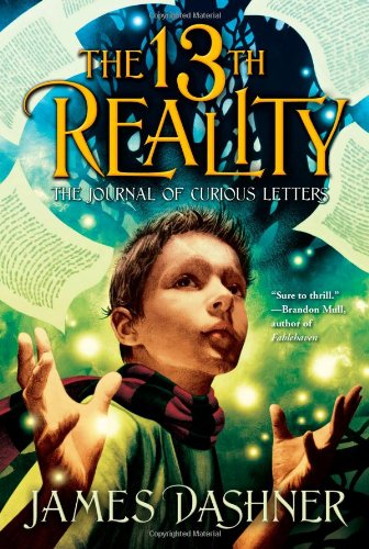9781416991526: The Journal of Curious Letters (The 13th Reality)
