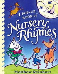 9781416991540: A Pop-up Book of Nursery Rhymes (Limited Edition): A Classic Collectible Pop-Up