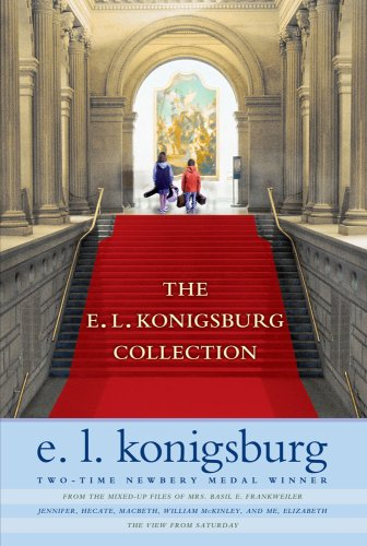 9781416993858: The E. L. Konigsburg Collection: From the Mixed-Up Files of Mrs. Basil E. Frankweiler