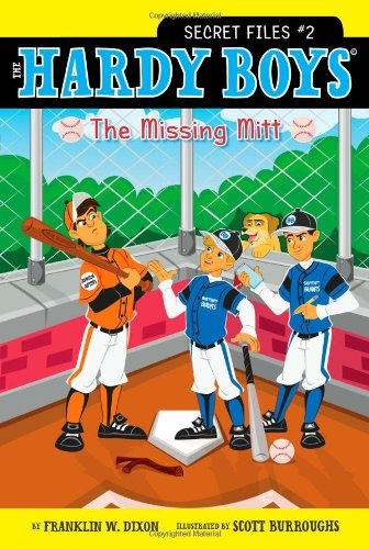 9781416993940: The Missing Mitt (Hardy Boys: The Secret Files)