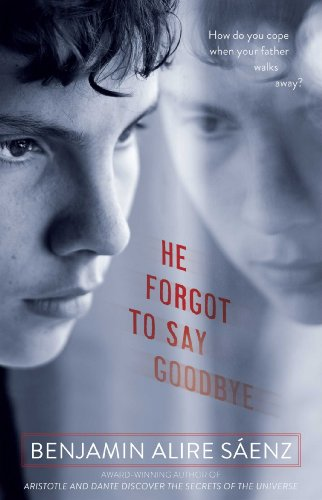 9781416994343: He Forgot to Say Goodbye