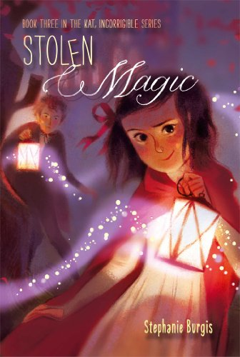 9781416994527: Stolen Magic (Kat, Incorrigible)