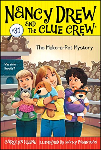 9781416994640: The Make-a-Pet Mystery (Nancy Drew and the Clue Crew)