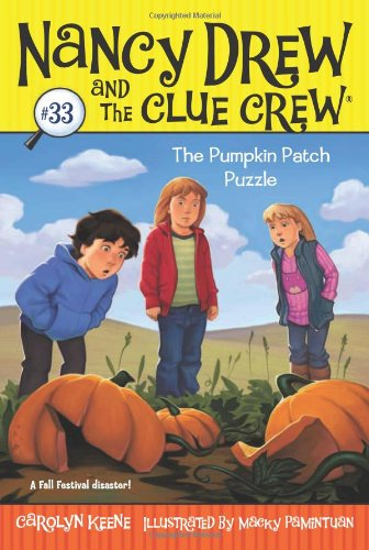 9781416994657: The Pumpkin Patch Puzzle (Nancy Drew and the Clue Crew)