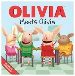 OLIVIA Meets Olivia (Olivia TV Tie-in): Ellie O'Ryan