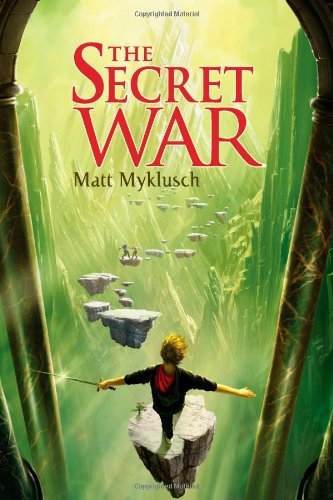 9781416995647: The Secret War (A Jack Blank Adventure)