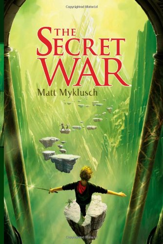 9781416995654: The Secret War (A Jack Blank Adventure)