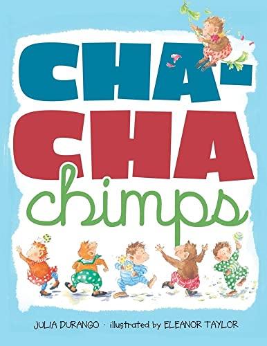 9781416995746: Cha-Cha Chimps