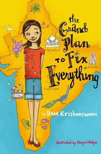The Grand Plan to Fix Everything: Krishnaswami, Uma