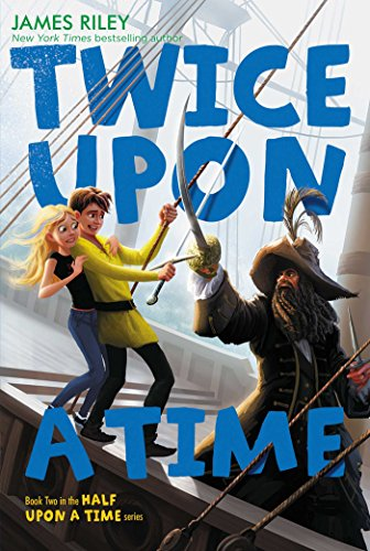 9781416995975: Twice Upon a Time (Half Upon a Time)