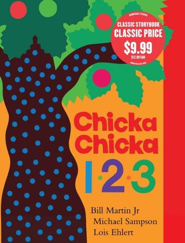 9781416996118: Chicka Chicka 1, 2, 3