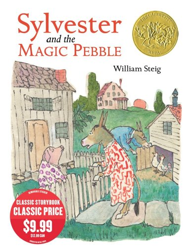 9781416996156: Sylvester and the Magic Pebble (Caldecott Medal)