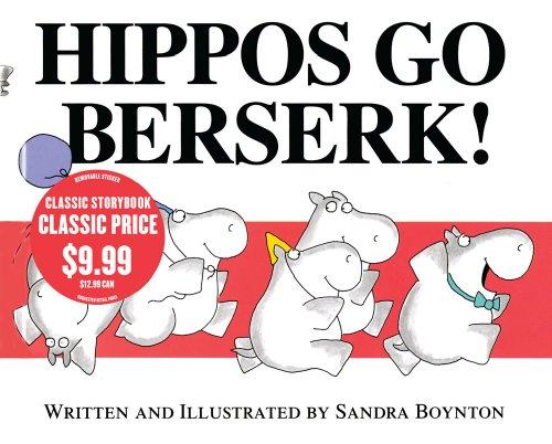 9781416996194: Hippos Go Berserk!