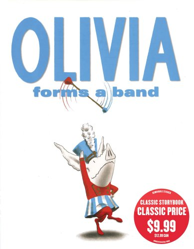 9781416996200: Olivia Forms a Band