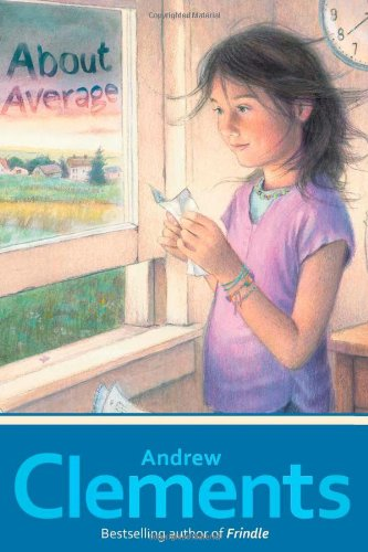About Average 9781416997245 Can average be amazing? A girl challenges herself to become extraordinary in the latest from bestselling author Andrew Clements. Jordan Johnston is average. Not short, not tall. Not plump, not slim. Not blond, not brunette. Not gifted, not flunking out. Even her shoe size is average. She's ordinary for her school, for her town, for even the whole wide world, it seems.      But everyone else? They're remarkable. She sees evidence everywhere—on TV, in  magazines, and even in her classroom. Tremendously talented. Stunningly beautiful. Wildly gifted. And some of them are practically her age!      Jordan feels doomed to a life of wallowing in the vast, soggy middle. So she makes a goal: By the end of the year, she will discover her great talent. By the end of the year, she will no longer be average. She will find a way to become extraordinary, and everyone will know about it!      Well known for his expert ability to relate to kids in a school setting, bestselling author Andrew Clements presents a compelling story of the greatest achievement possible—personal acceptance.