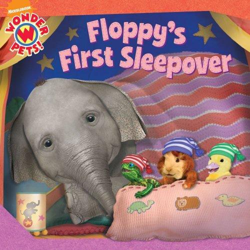 9781416997566: Floppy's First Sleepover (Wonder Pets!)
