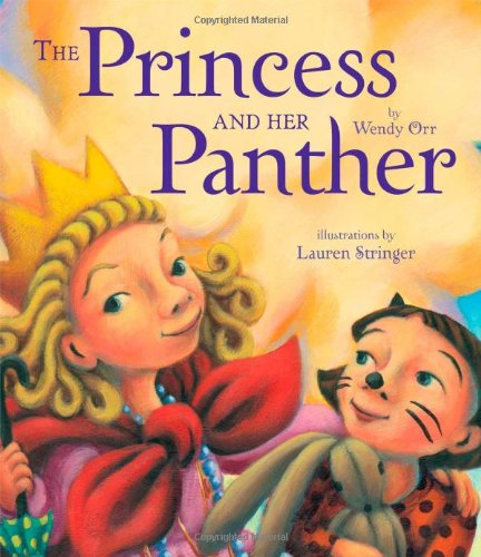 9781416997801: The Princess and Her Panther