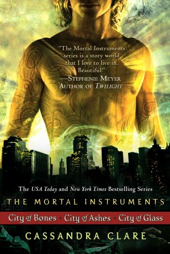 9781416997856: The Mortal Instruments: City of Bones; City of Ashes; City of Glass