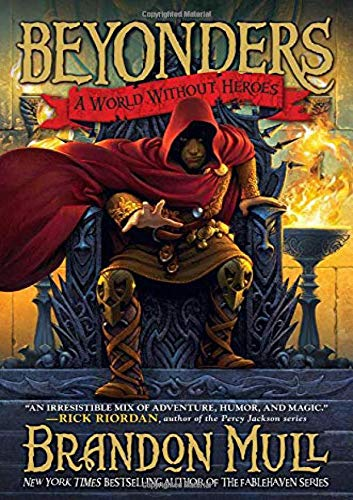 9781416997924: A World Without Heroes (Beyonders)