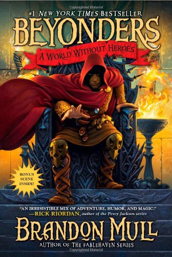9781416997931: A World Without Heroes (Beyonders)