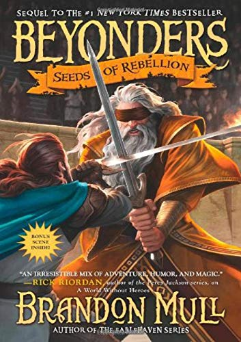 Seeds of Rebellion (Beyonders): Mull, Brandon