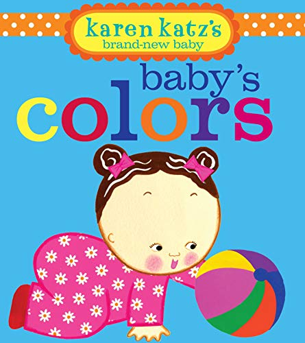 9781416998211: Baby's Colors (Brand-New Baby)