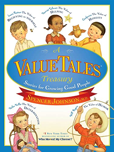 9781416998389: A Valuetales Treasury: Stories for Growing Good People