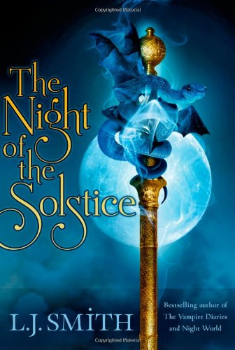 9781416998402: The Night of the Solstice (Wildworld)