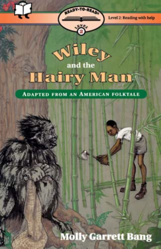 9781416998433: Wiley and the Hairy Man (Ready-to-read, Level 2)