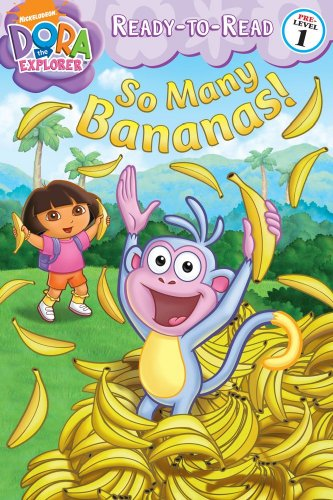 9781416999287: So Many Bananas! (Dora the Explorer)