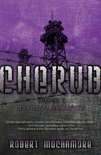 9781416999423: Maximum Security (Cherub)