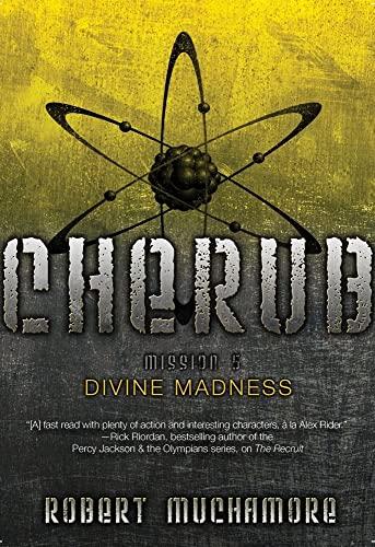 9781416999447: Divine Madness (Cherub)