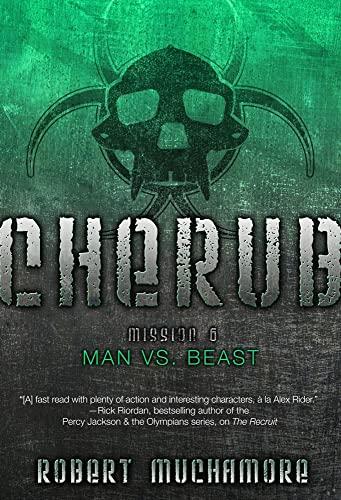 Man vs. Beast (Cherub): Muchamore, Robert