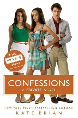 9781416999492: Confessions: The Web Series (Private)