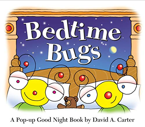 9781416999607: Bedtime Bugs: A Pop-up Good Night Book by David A. Carter