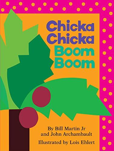 9781416999997: Chicka Chicka Boom Boom (Chicka Chicka Book, A)